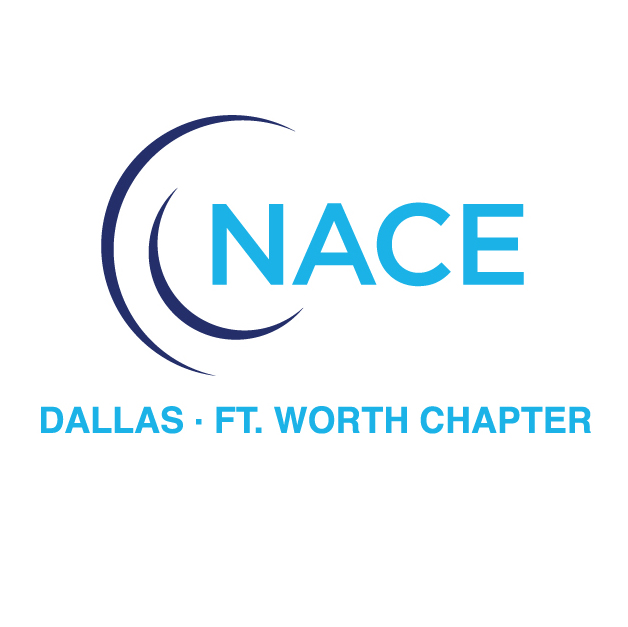 DFW NACE Blue Logo Square