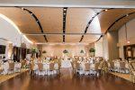 Neutral Wedding Reception