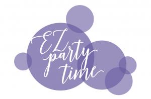 EZ Party Time Logo