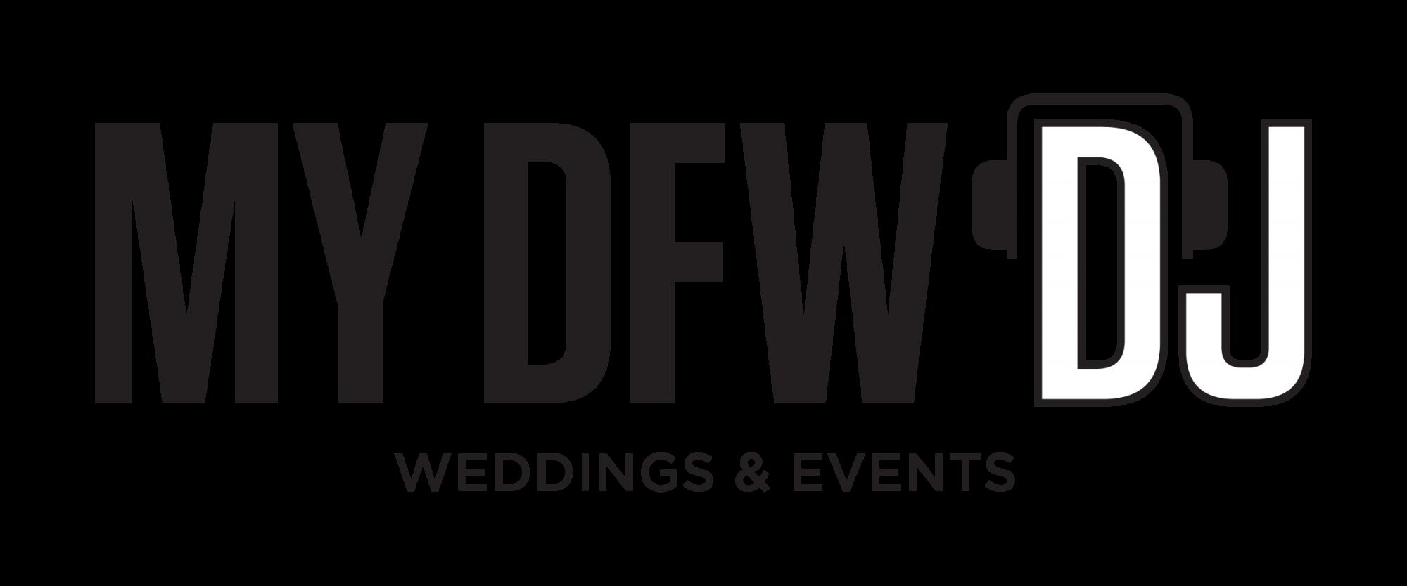 My DFW DJ Logo