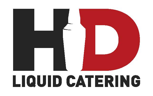 HD Liquid Catering Logo